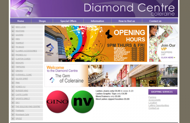 Diamond Centre Coleraine